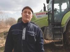 Опыт работы фермеров на технике CLAAS
