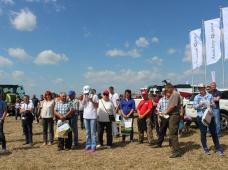 Приморский День поля-2017: «Технология возделывания зерновых культур и сои»