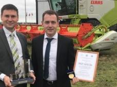 Зерноуборочный комбайн TUCANO вновь вошел в рейтинг «100 лучших товаров России»